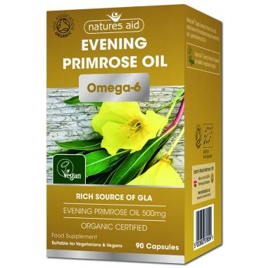 Evening Primrose Oil - 137830