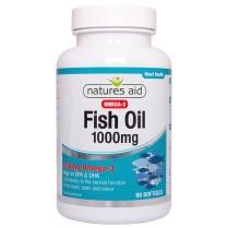 Fish Oil 1000mg 90's - 17330