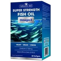 Super Strength Fish Oil - 129620